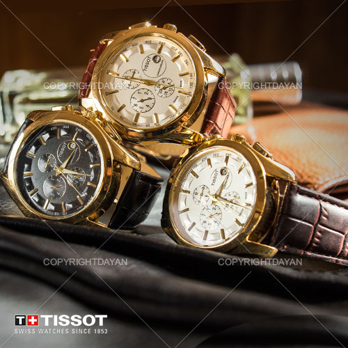 ساعت مچی Tissot مدل Helder