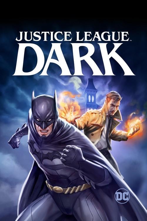 دانلود رایگان انیمیشن Justice League Dark 2017