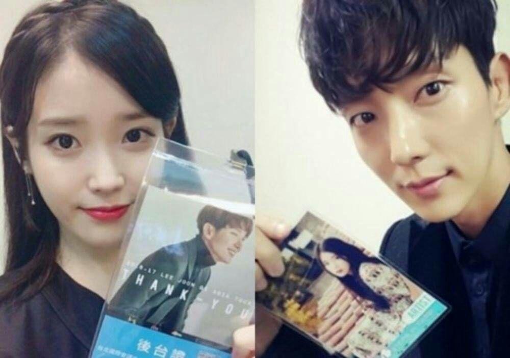 کمپانی لی جونکی خبر قرار گذاشتن جونکی و آی یو رو تکذیب کرد!!