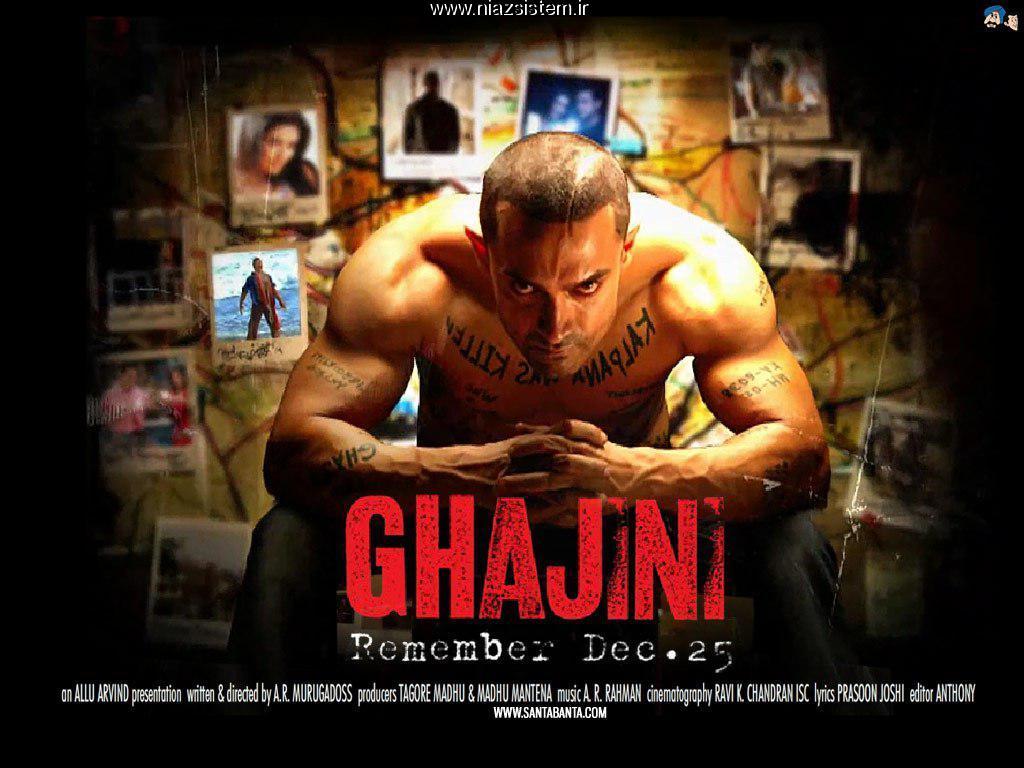 دانلود فیلم Ghajini 2008
