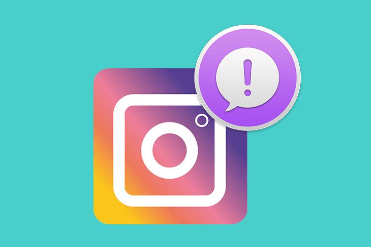 کرش جدید اینستاگرام و راه حل آن