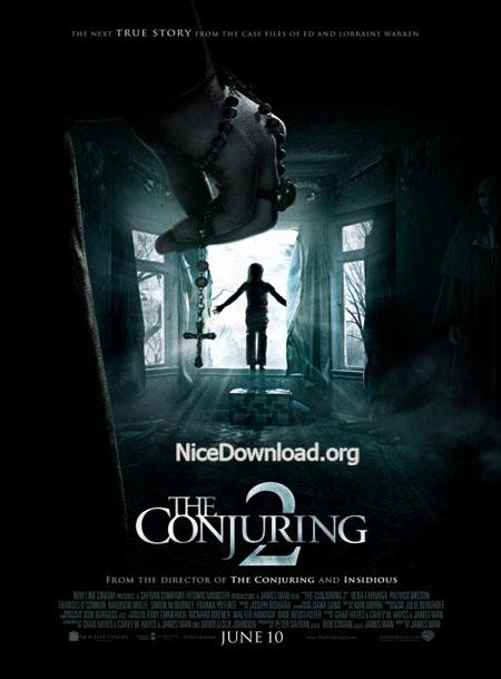 دانلود دوبله فارسی فیلم احضار 2 – The Conjuring 2 2016