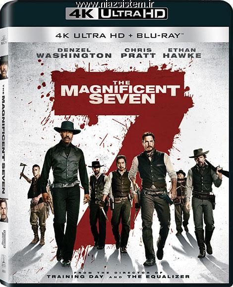 دانلود فیلم دوبله فارسی The Magnificent Seven 2016