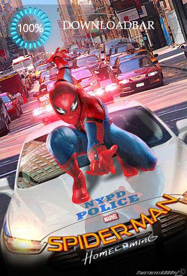 فیلم مرد عنکبوتی Spider-Man: Homecoming 2017+دانلود