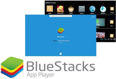 دانلود بلواستکس با حجم بسیار کم | BlueStackes