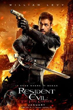 دانلود رایگان فیلم Resident Evil The Final Chapter 2016