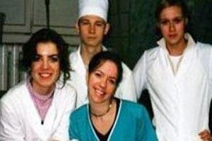 عکس سلفی عاشقانه ,عکس پزشک زن اتاق عمل با مردان