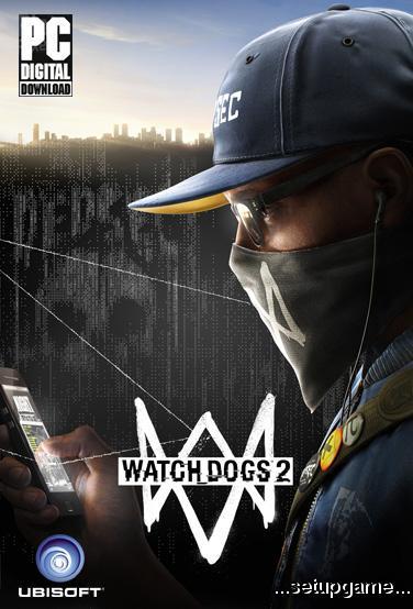 دانلود کرک سالم بازی Watch Dogs 2