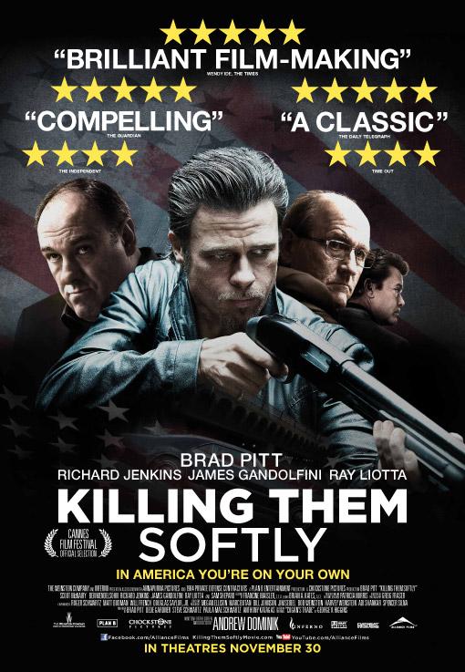 دانلود دوبله فارسی فیلم Killing Them Softly 2012 با لینک مستقیم