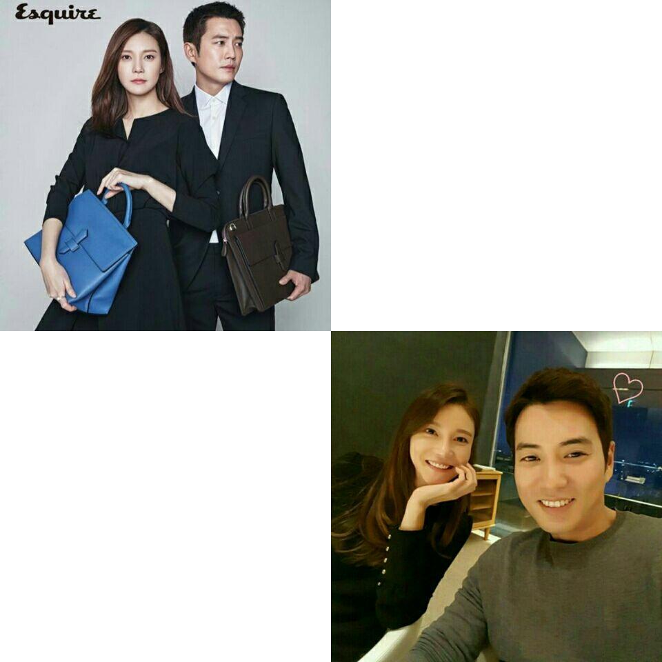 شایعاتی مبنی بر ازدواج زوج بازیگر #JooSangWook و #ChaYeRyun در ماه مارس بگوش رسیده