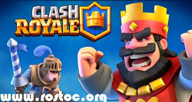دانلود آخرین ورژن بازی کلش رویال برای اندروید و ios و بلواستکس (1.5.1)Clash Royale