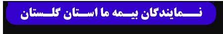 نمایندگان بیمه ما استان گلستان