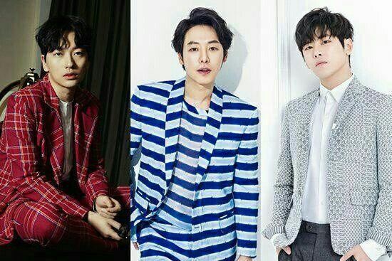 هویا، لی دونگ هی و کیم دونگ ووک باهم در یک سریال بازی میکنن