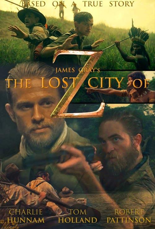 دانلود رایگان فیلم The Lost City Of Z 2016