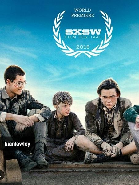 دانلود رایگان فیلم Shovel Buddies 2016