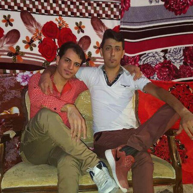 سعید کریمی و پرویز صادقی