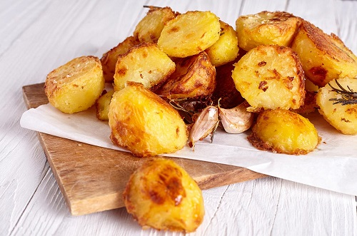 Can burnt toast and roasted potatoes cause cancer
