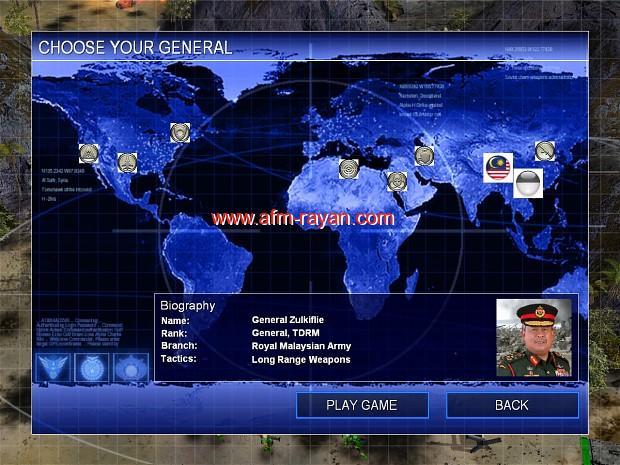 بازی جنرال ها ارتش ایران