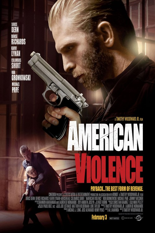 دانلود رایگان فیلم American Violence 2017