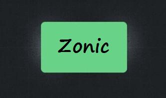 دانلود کانفیگ Zonic