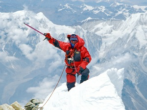 داستان کوتاه کوهنورد