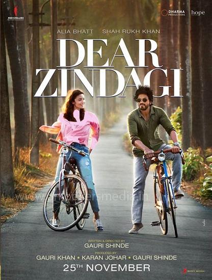 دانلود رایگان فیلم Dear Zindagi 2016