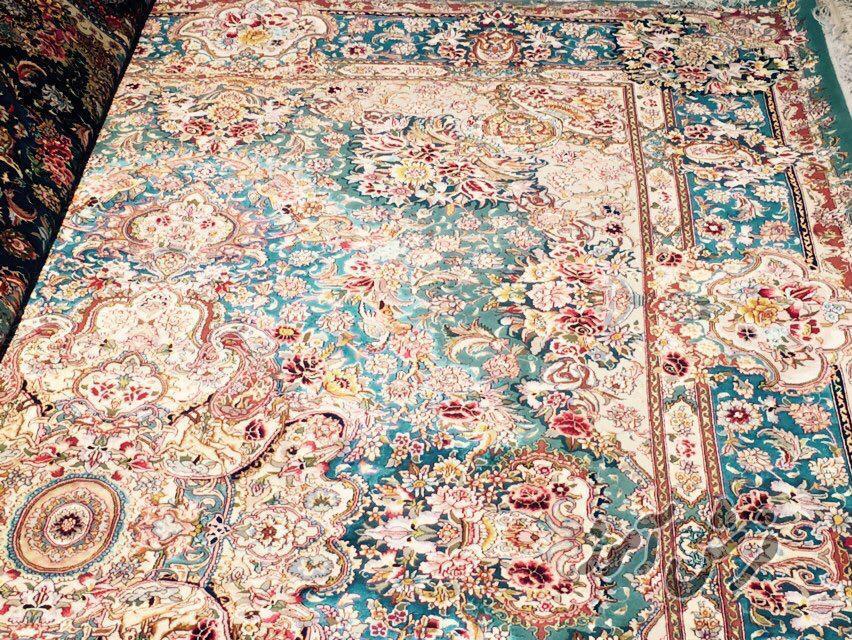 همایش ملی فرش دستبافت در شهر رفسنجان استان کرمان