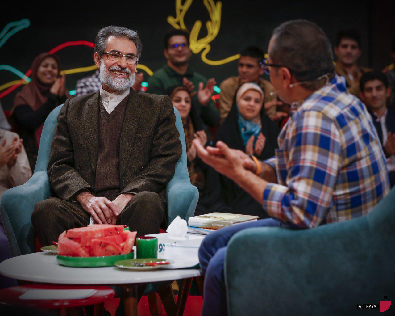 دانلود خندوانه محمدرضا سرشار مشهور به رضا رهگذر | 17 بهمن 95 | کیفیت عالی و کم حجم