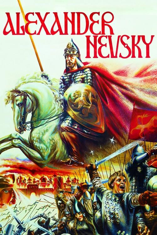 دانلود دوبله فارسی فیلم الکساندر نوسکی Alexander Nevsky 1938