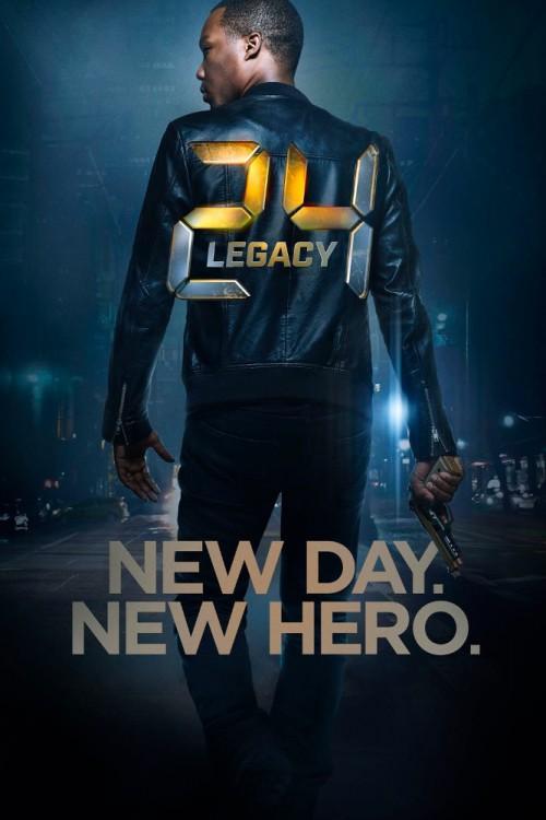 دانلود سریال 24: Legacy