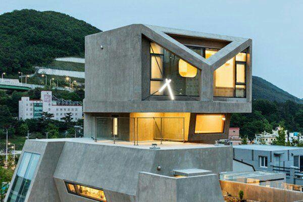 ساخت خانه جغدی در کره جنوبی