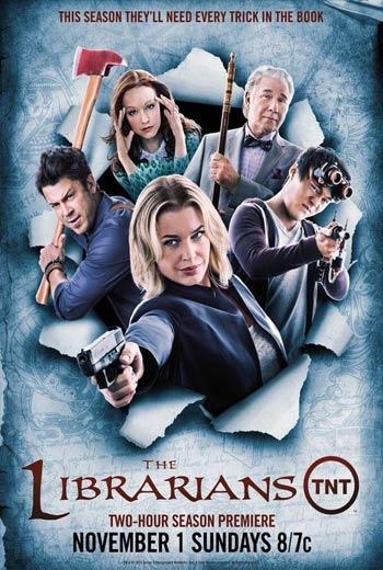 فصل سوم سریال The Librarians