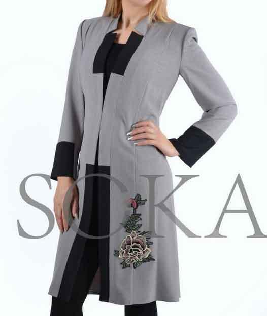 جدیدترین مدلهای مانتو ایرانی