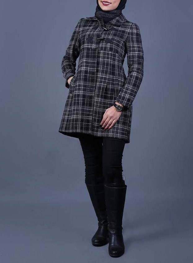 مدل های پالتو دخترانه جدید