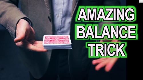 خرید آموزش معلق ماندن کارت روی لبه دست