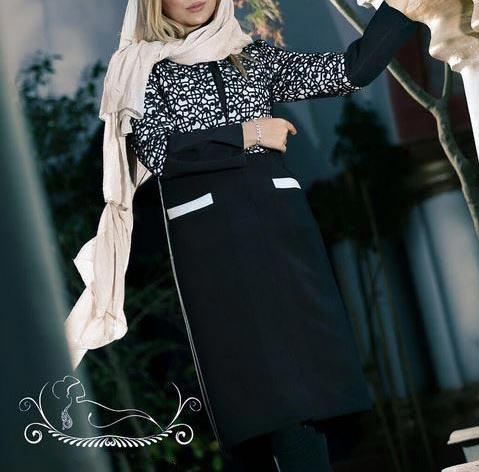 مدلهای جدید مانتو عید ۹6