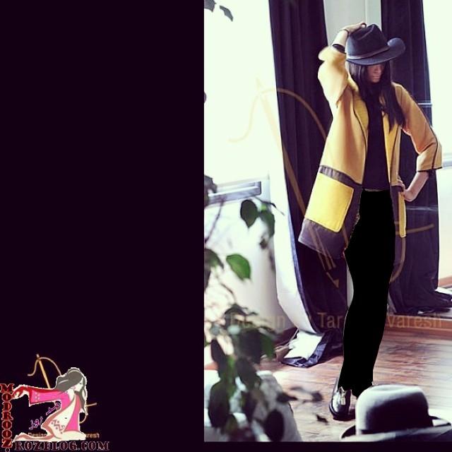مدل مانتو اسپرت دخترانه 2015