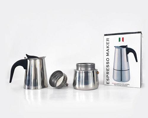قهوه جوش استیل Espresso Maker