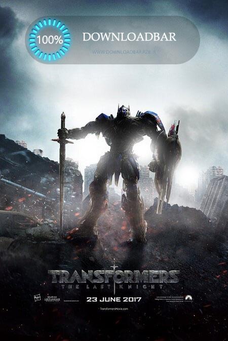 فیلم Transformers The Last Knight 2017+دانلود