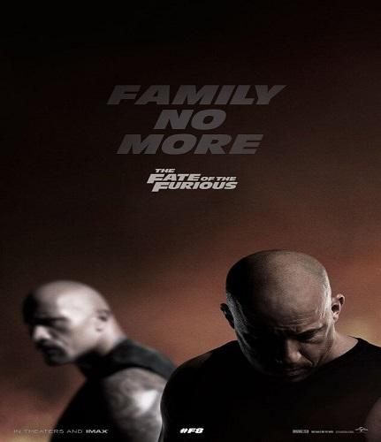 دانلود فیلم سریع و  خشن 2017 The Fate of the Furious 8