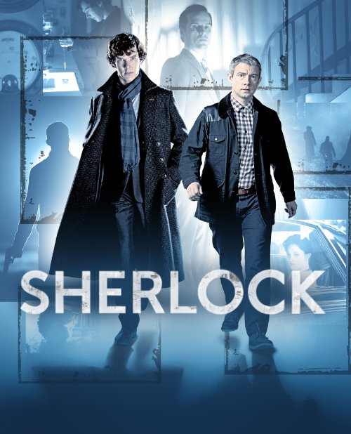 دانلود فصل چهارم سریال Sherlock