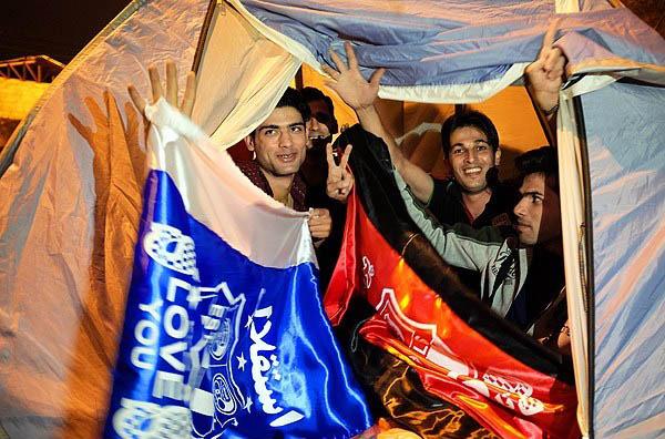 جوک کری خوانی دربی پرسپولیس و استقلال