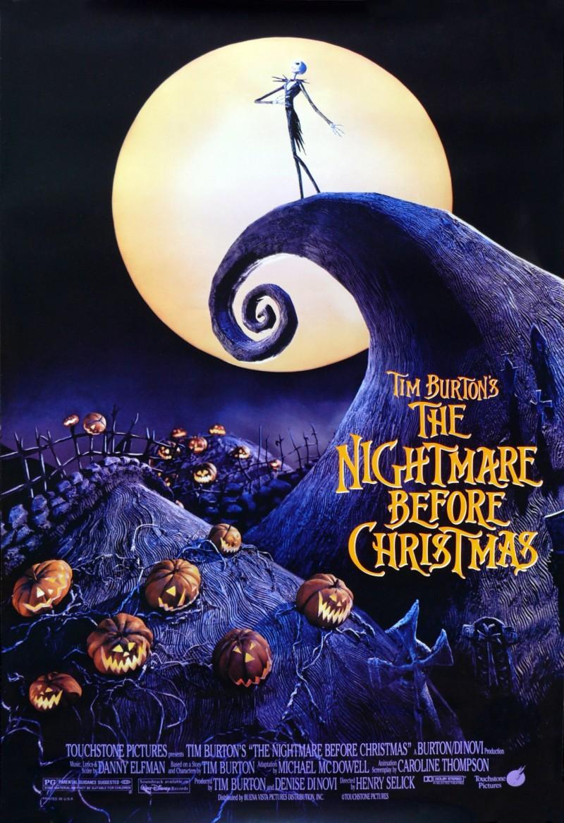 کابوس پیش از کریسمس – The Nightmare Before Christmas