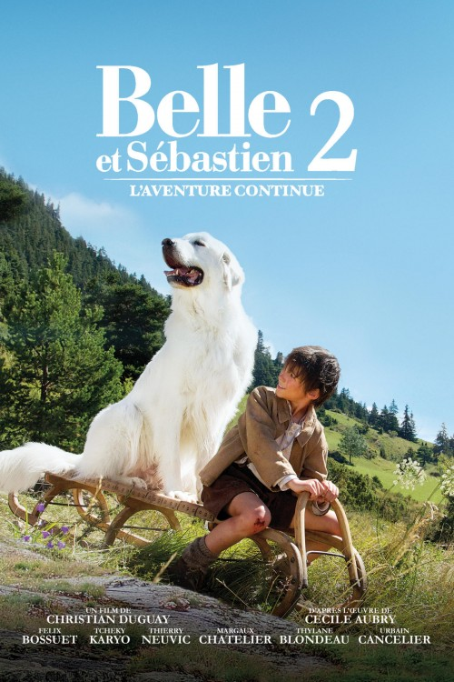 دانلود رایگان فیلم Belle and Sebastian: The Adventure Continues 2015