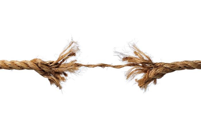 طلاق یا از هم گسیختگی خانواده