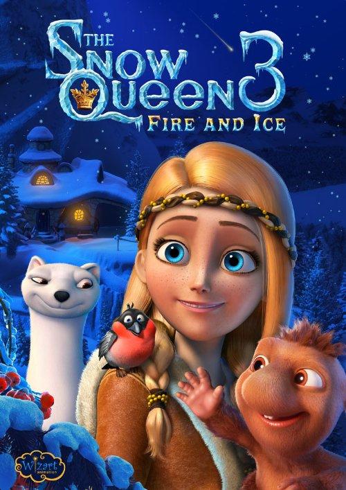 دانلود رایگان فیلم The Snow Queen 3 2016
