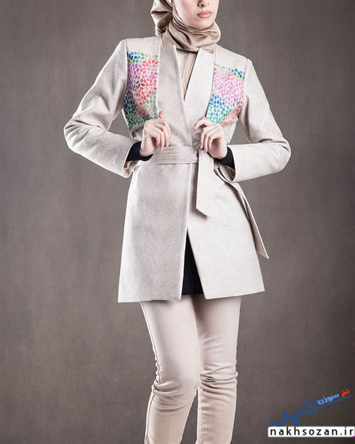 مدل مانتو جدید برای عید نوروز