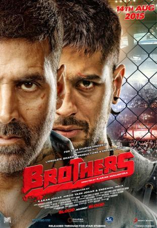 دانلود دوبله فارسی فیلم برادرها Brothers 2015
