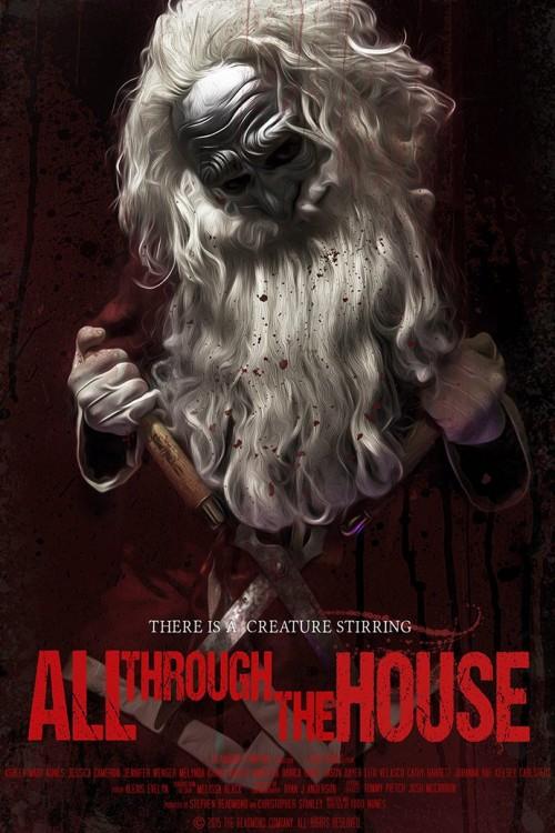 دانلود رایگان فیلم All Through the House 2015
