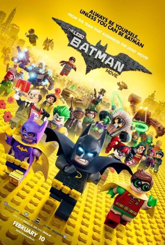 دانلود انیمیشن لگو بتمن LEGO Batman 2017